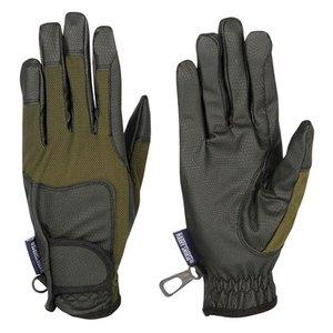 Handschoenen SuperGrip green/navy.