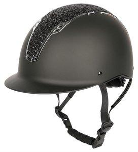 Veiligheidshelm Centaur zwart/silver.