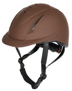 Veiligheidshelm Chinook bruin.