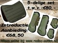 5-delige-set-army-green
