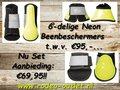 6-delige-Beenbeschermersset-neon-yellow